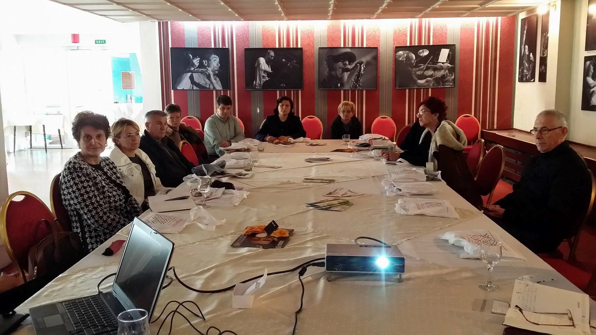 Seminar – Preliminary RDI strategic agenda